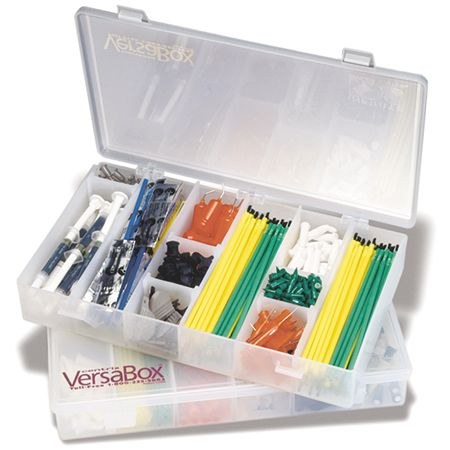 VersaBox with 10 Dividers ( 1 Qty.)