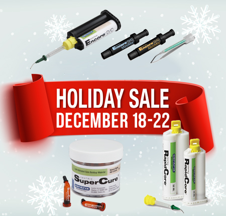 Holiday Sale  December 18 - 22