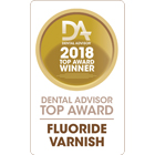 Top Fluoride Award 2018