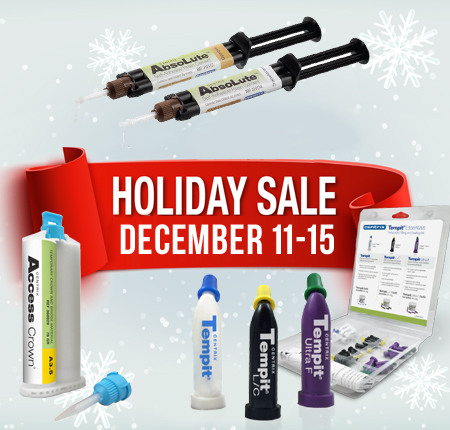 Holiday Sale  December 11 - 15